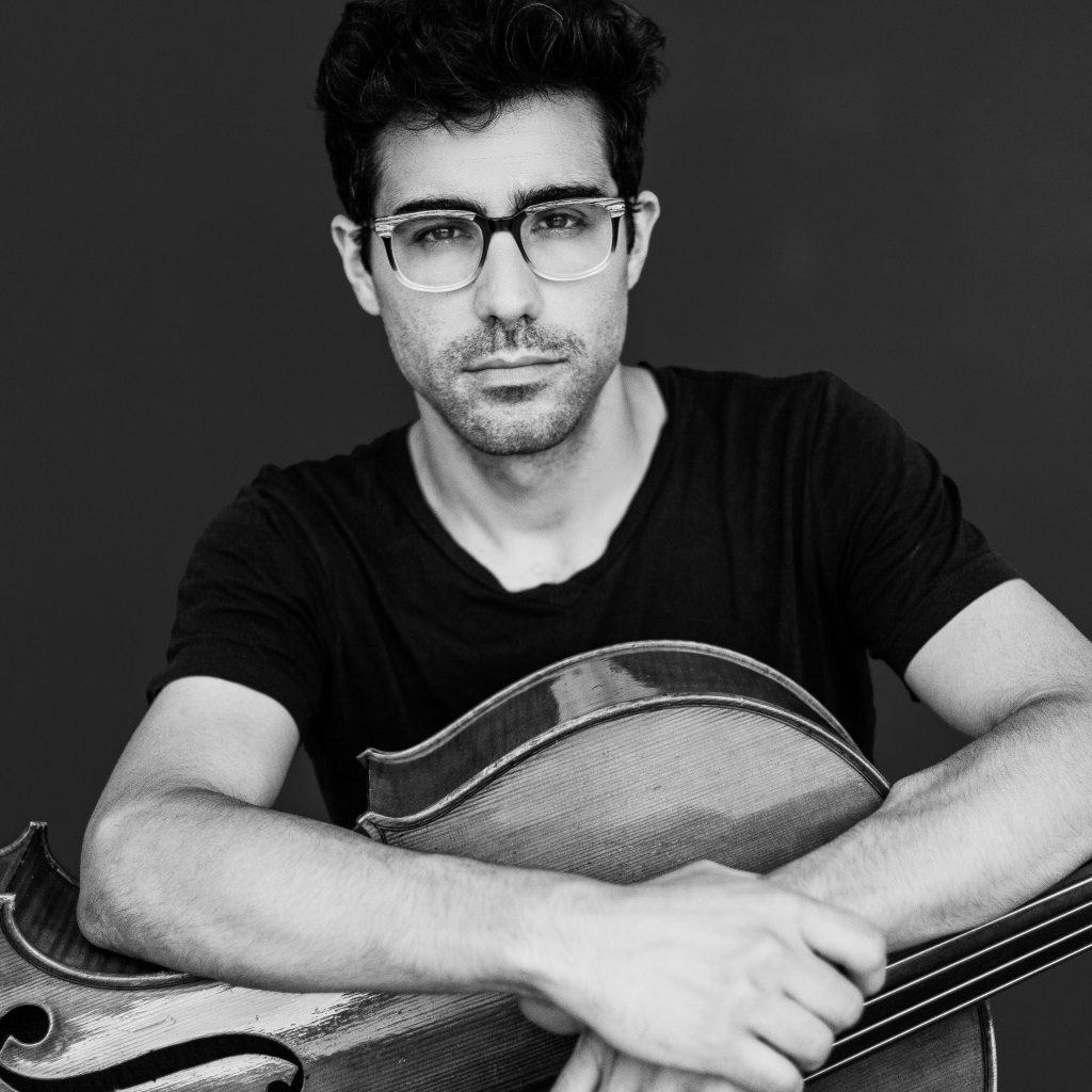 Juan Sebastian Delgado, Cellist