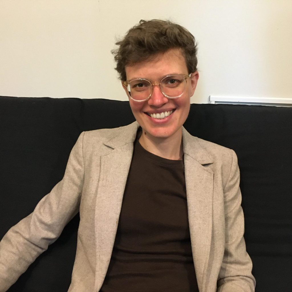 Nina Penner, Assistant Professor