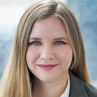Chelsea Cavanagh, Senior Consultant